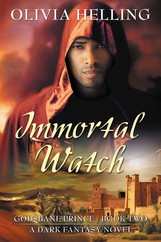 Immortal Watch (Godsbane Prince, #2)