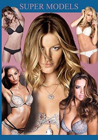 Super Models: Pictures book
