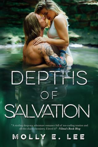 Depths of Salvation (Love on the Edge #3)
