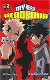 My Hero Academia 2 by Kohei Horikoshi