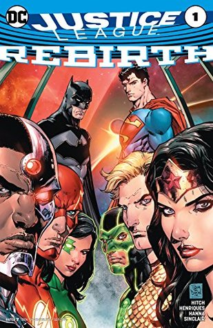Ebook Justice League: Rebirth #1 by Bryan Hitch DOC!