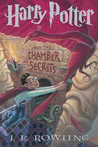 Harry Potter and the Chamber of Secrets (Harry Potter, #2) cover
