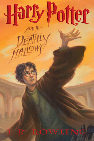 cover Harry Potter and the Deathly Hallows