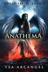 Book cover for Anathema (Nexus Series, #1)