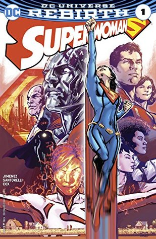 Ebook Superwoman #1 by Phil Jimenez PDF!