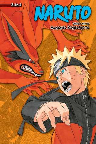 Naruto (3-in-1 Edition), Vol. 17: Includes vols. 49, 50  51