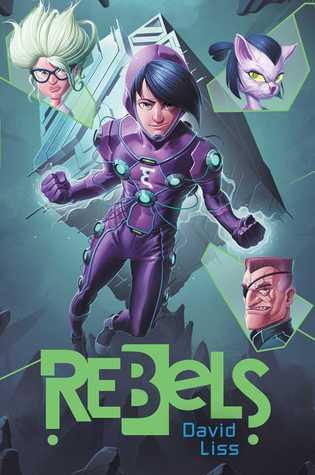 Rebels (Randoms, #2)