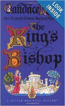 The King's Bishop (Owen Archer, #4)
