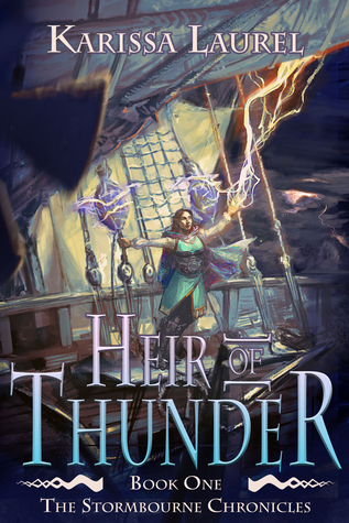 Heir of Thunder (Stormbourne Chronicles, #1)