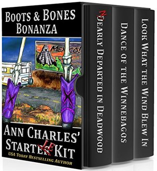 Boots Bones Bonanza Ann Charles Startle Kit By