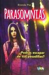 Parasomnias
