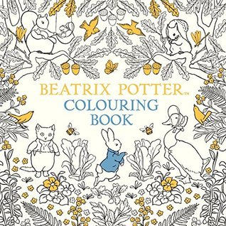 Beatrix Potter Colouring Book By Penguin Uk