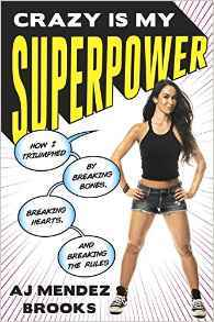 Crazy Is My Superpower by A.J. Brooks thumbnail