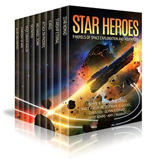 Star Heroes: 9 Novels of Space Exploration, Aliens, and Adventure