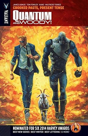 Quantum and Woody Vol. 3: Crooked Pasts, Present Tense (Quantum and Woody (2013- ))