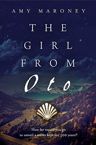 The Girl from Oto (The Miramonde Series Book 1)
