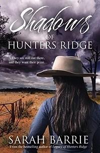 Shadows Of Hunters Ridge by Sarah Barrie