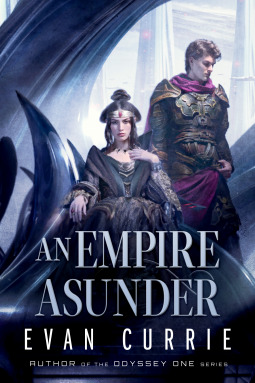An Empire Asunder (The Scourwind Legacy #2)