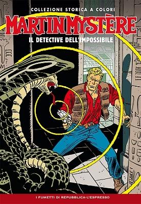 Martin Mystère Collezione Storica a Colori n. 1: Il Detective dell'Impossibile