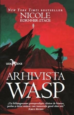 Arhivista Wasp by Nicole Kornher-Stace