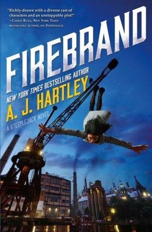 Firebrand (Alternative Detective, #2)