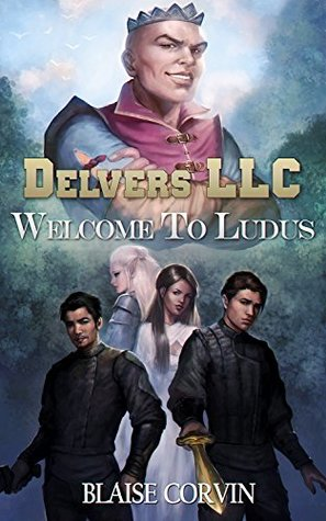 Welcome to Ludus by Blaise Corvin
