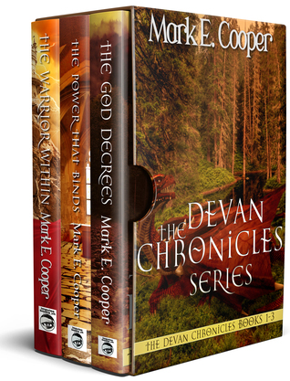 Devan Chronicles Series Books 1 3 By Mark E Cooper