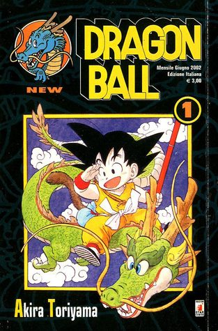 Dragon Ball New Vol. 1