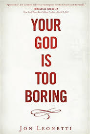 Your God is Too Boring EPUB