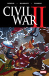 Civil War II, #5