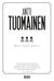 Mies joka kuoli by Antti Tuomainen