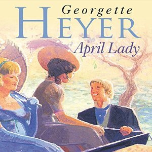 Ebook April Lady by Georgette Heyer read!