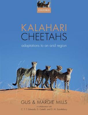 Kalahari Cheetahs: Adaptations to an Arid Region