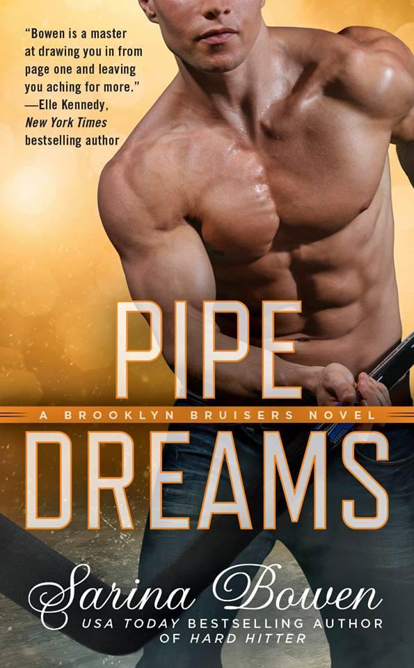 Pipe Dreams (Brooklyn Bruisers, #3)