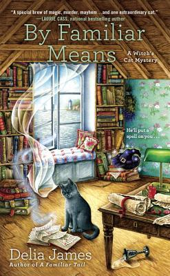 By Familiar Means(Witchs Cat Mystery 2) EPUB