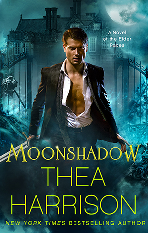 Moonshadow Book Cover