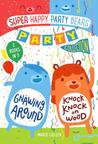 Super Happy Party Bears Party Collection #1 by Marcie Colleen