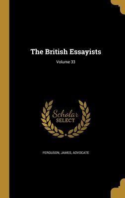 british essayists