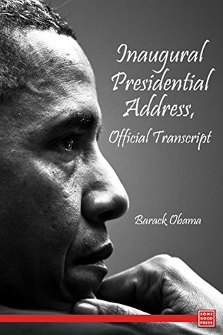 Inaugural Presidential Address, Official Transcript