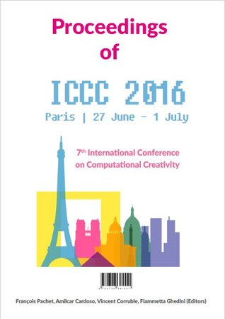 Proceedings of ICCC 2016 by Francois Pachet