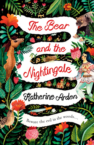 My TBR Books from the First Half of 2017 The Bear and the Nightingale