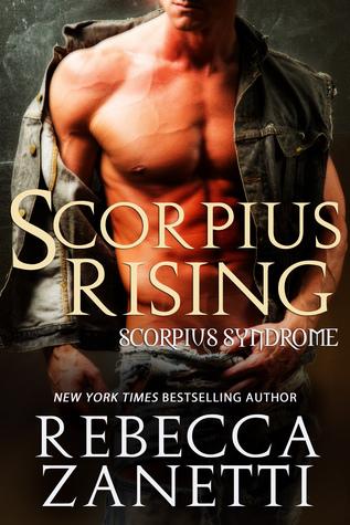 Review: Scorpius Rising by Rebecca Zanetti (@mlsimmons, @RebeccaZanetti)