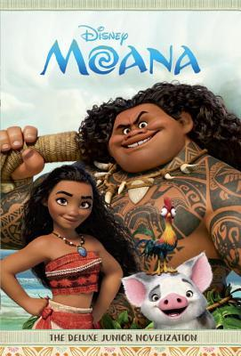 Moana: The Deluxe Junior Novelization