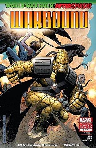 World War Hulk Aftersmash: Warbound #2