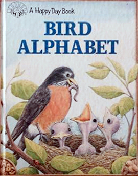 Bird Alphabet, Happy Day Book