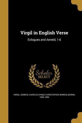 Virgil in English Verse