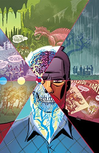 Cave Carson Has a Cybernetic Eye (2016-) #1