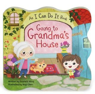 Going to Grandma's House: Shaped Board Book