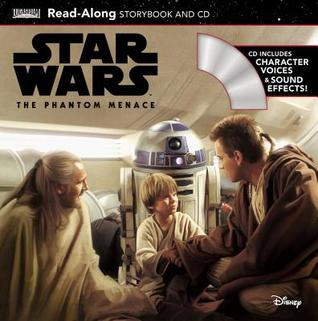 Star Wars: The Phantom Menace Read-Along Storybook and CD