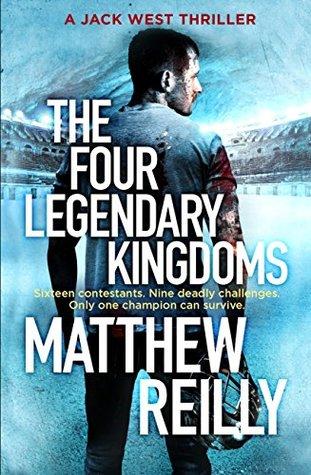 The Four Legendary Kingdoms(Jack West Jr 4)
